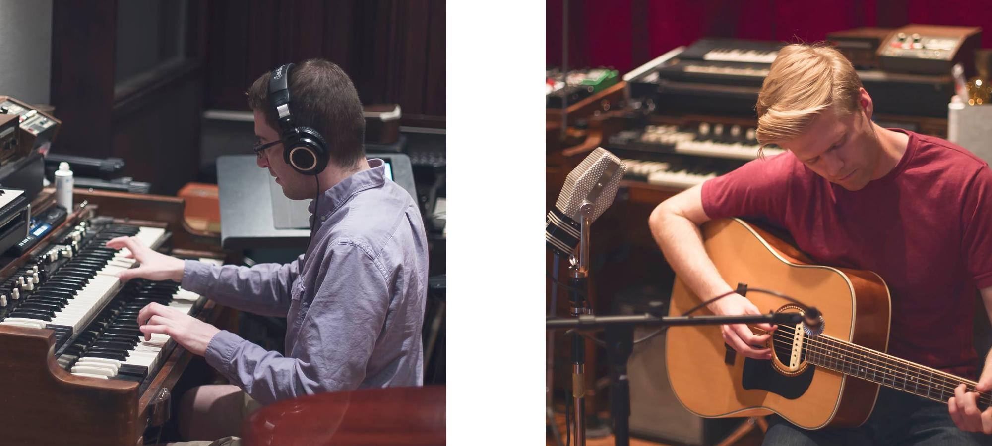 The Soloists - Patrick Kochyan & Eric VanBuhler